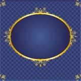 ramowy koronkowy rocznik Fotografia Royalty Free