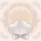ramowy ślub Obrazy Royalty Free