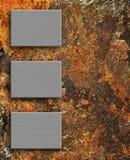 ramowy metal ilustracja wektor