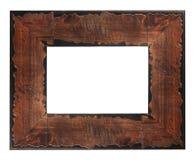 ramowy nieociosany drewna Zdjęcia Stock