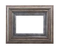 ramowy nieociosany drewna Zdjęcia Royalty Free