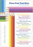ramowy ołówek Fotografia Royalty Free