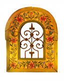 ramowy okno Obrazy Royalty Free