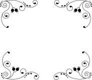 ramowy ornament royalty ilustracja