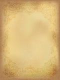 ramowy ornamentacyjny rocznik Zdjęcia Royalty Free