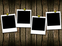 ramowy polaroid Obraz Royalty Free