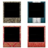 ramowy polaroid Zdjęcie Royalty Free