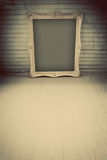 ramowy rocznik Fotografia Stock