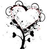 ramowy serce Fotografia Royalty Free