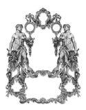 ramowy stary Obraz Royalty Free