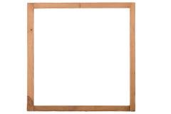ramowy stary drewniany Zdjęcia Stock