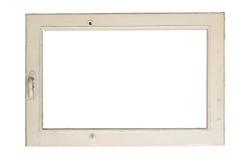 ramowy stary okno Fotografia Stock
