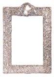 ramowy stary srebro Fotografia Stock