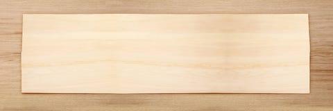 ramowy szeroki drewniany Fotografia Royalty Free