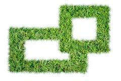 ramowy trawy zieleni ilustraci wektor Zdjęcia Royalty Free
