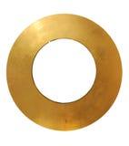 ramowy złoto Fotografia Stock