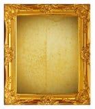 ramowy złoto Zdjęcie Stock