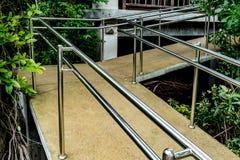 Ramp för rullstol Royaltyfria Foton