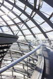 Ramp of Reichstag Royalty Free Stock Image