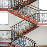 Ramp and staircases Royalty Free Stock Photography