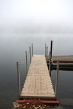 Ramp to a boat dock. Stock Photos