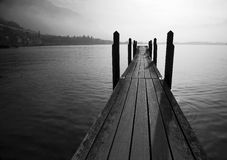 Ramp to serenity Royalty Free Stock Photography