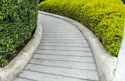 Ramp for wheelchair Stock Photography