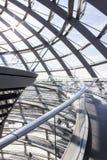 Rampa de Reichstag Imagen de archivo libre de regalías
