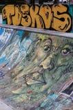 Rampa Sk8 Imagen de archivo libre de regalías