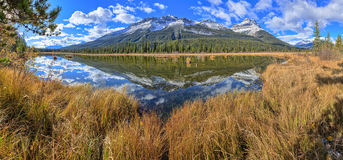 Rampart Pond Stock Images