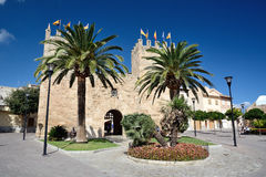 Ramparts of Alcudia, Majorca Stock Photography