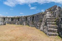 Ramparts do fortification foto de stock