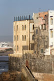 Ramparts of Essaouira Stock Image