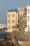 Ramparts of Essaouira Stock Image