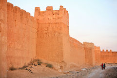 Ramparts Of Taroudant Stock Photography