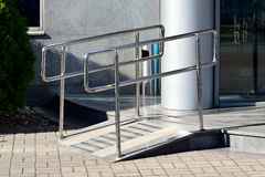 rampe Photo libre de droits
