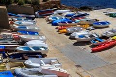 Rampe de bateau Image libre de droits