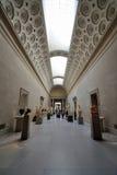 Rampe grecque dans le Musée d'Art métropolitain Photos stock