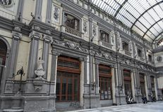 Rampe à Naples Photographie stock
