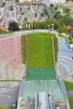 Rampe sautante de Bergisel Photo libre de droits