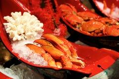 Rampements de crabe photos libres de droits