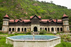 Rampur Padam Palace Stock Photo