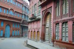 Rampuriya Haveli Royalty Free Stock Photography