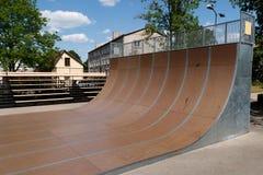 rampy parkowa łyżwa zdjęcia stock