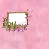 Ramquickpage Royaltyfria Bilder