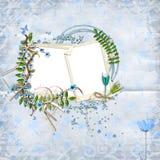 Ramquickpage Royaltyfria Foton