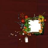 ramquickpagetappning Arkivfoto