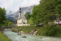 Ramsau, Baviera, Alemanha Imagem de Stock