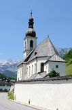 Ramsau church Stock Photography