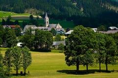 Ramsau Dachstein immagini stock libere da diritti